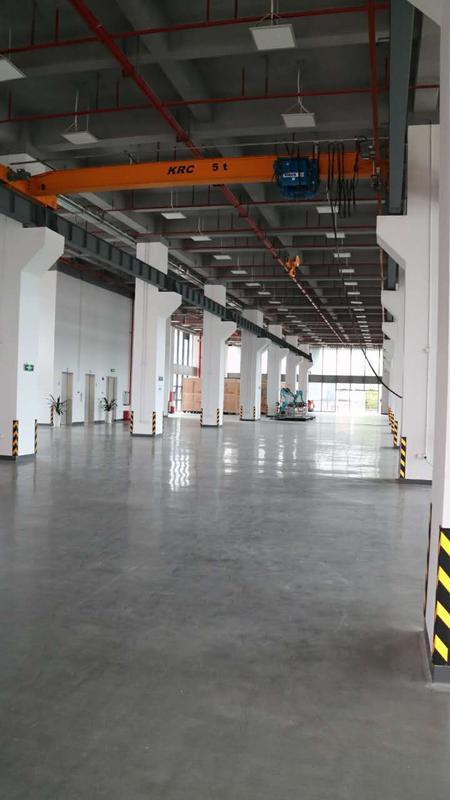 广东省机器人协会领导参访固高科技园